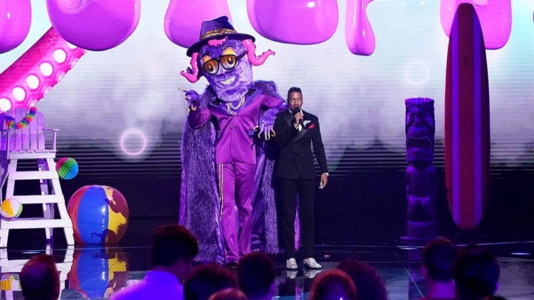'The Masked Singer': The Octopus Gets Fried in Season 6 Premiere's Double Elimination -- See Who Got Sent Home