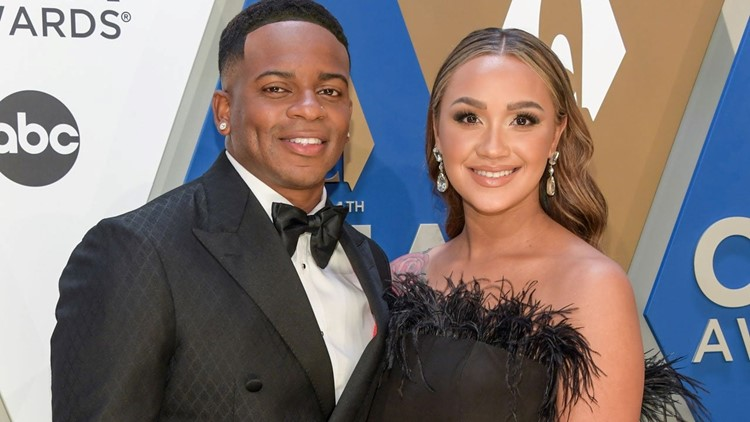 Jimmie Allen Reveals Sex of Baby on The Way -- and the 'Game of Thrones' Name He Wants to Use
