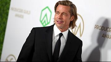 Brad Pitt on Celebrating Awards Season Success With His Kids (Exclusive)