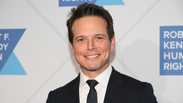Scott Wolf Reveals How He and Wife Kelley Are Sharing Kid Duties While Self-Isolating (Exclusive)