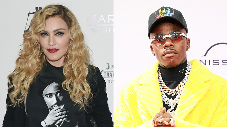 Madonna Addresses DaBaby's 'Hateful' LGBTQ Remarks: 'Know Your Facts'