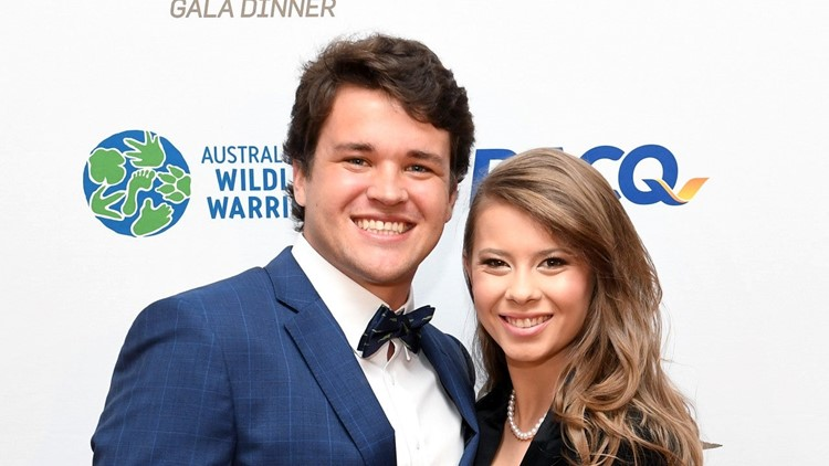 Bindi Irwin and Chandler Powell Marvel Over '2 Weeks of Happiness' With Baby Girl Grace