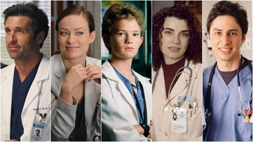 Patrick Dempsey, Neil Patrick Harris & More Fake TV Doctors Give Thanks to Real Healthcare Workers