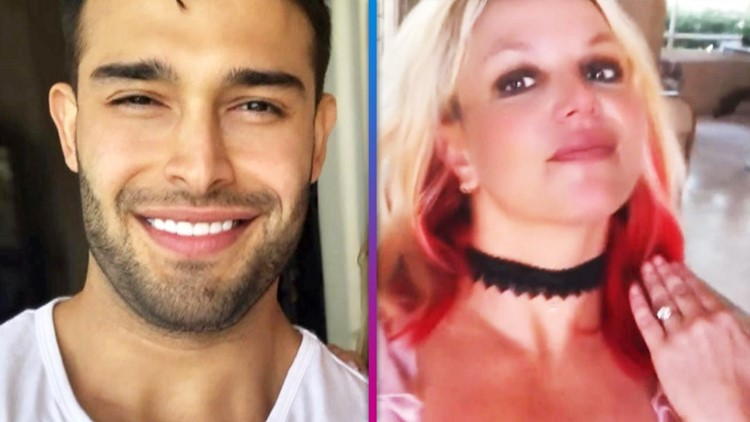 Britney Spears' Lawyer Reveals Plans for Prenup with Sam Asghari