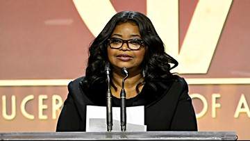 Octavia Spencer Tears Up Over 'Humbling' PGA Award: 'You Can't Win the Race If You're Not In It' (Exclusive)
