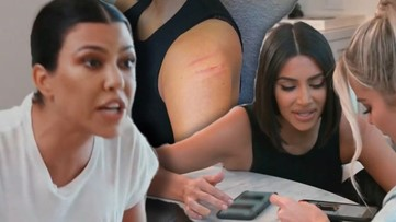 'Mob Wives' Star Drita D'Avanzo Narrates Kim and Kourtney's 'KUWTK' Fight -- And Khloe Is Loving It!