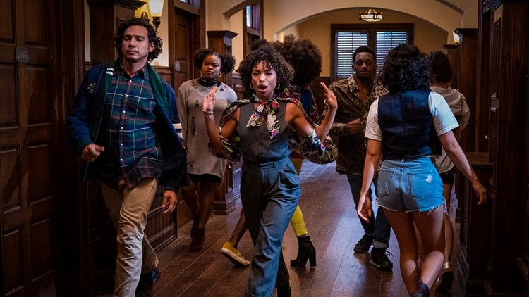 Justin Simien and Jaclyn Moore Reveal Inspiration Behind 'Dear White People's Musical Final Season (Exclusive)