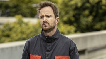 'Westworld': Aaron Paul on That 'Cage' Line That Has Fans Drawing 'Breaking Bad' Comparisons (Exclusive)