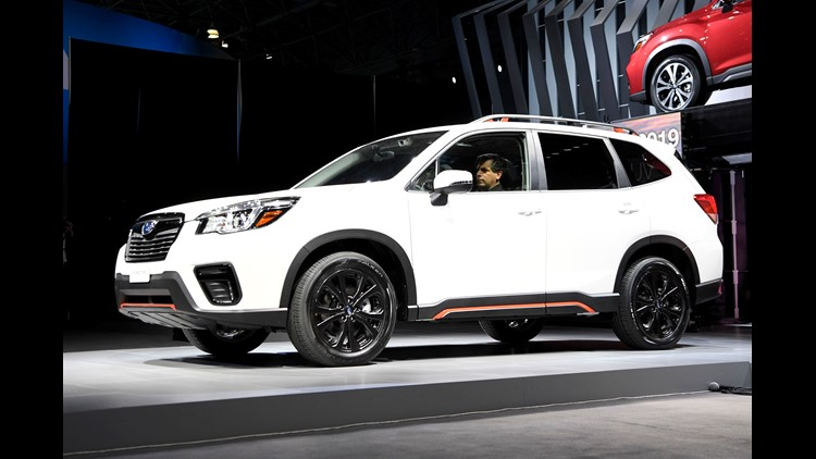 Usp News New York Auto Show A Usa Ny