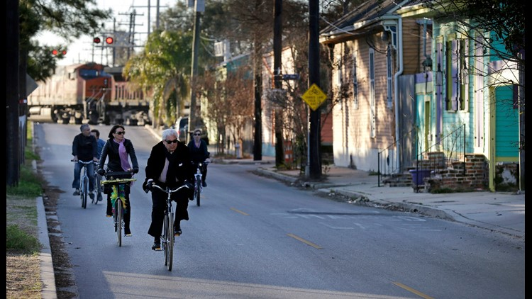 A move to ban many vacation rentals in New Orleans