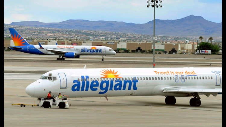 Allegiant Airlines Under Fire After '60 Minutes' Investigation