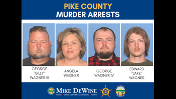 Custody battle played starring role in 2016 slaying of 8 family members in Ohio, prosecutors say; 6 arrested