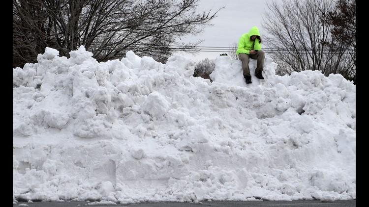 Snowstorm: Southern roads dangerous as slush refreezes