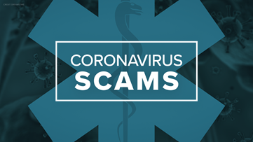 Increase in coronavirus-related scams: What to watch out for
