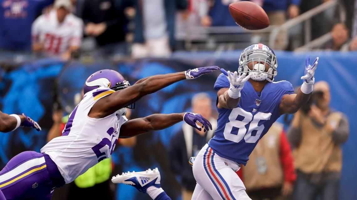 Cousins, Thielen Lead Vikings In Dominant Win Over Giants