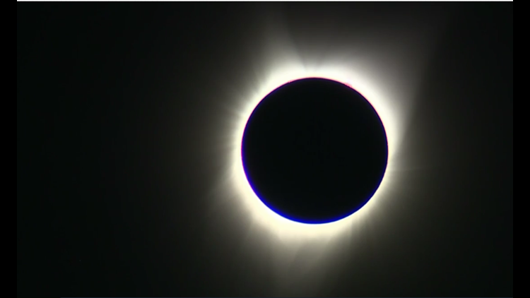 California-based telescope manufacturerCelestronposted video of the total solar Eclipse across the U.S.