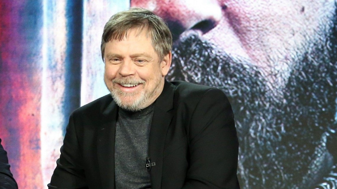 Mark Hamill tells Brent Ashcroft 'wait until it comes to cable' for Star Wars: The Rise of Skywalker