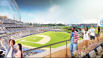 Portland Diamond Project announces plan to build MLB stadium at Terminal 2 site