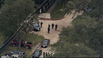 Suspect vehicle in fatal shooting of Lamar High School student found