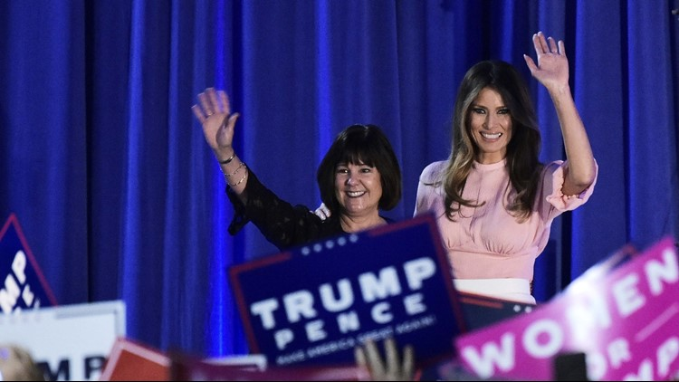 First Lady Trump, Second Lady Pence to visit Coastal Bend Wednesday