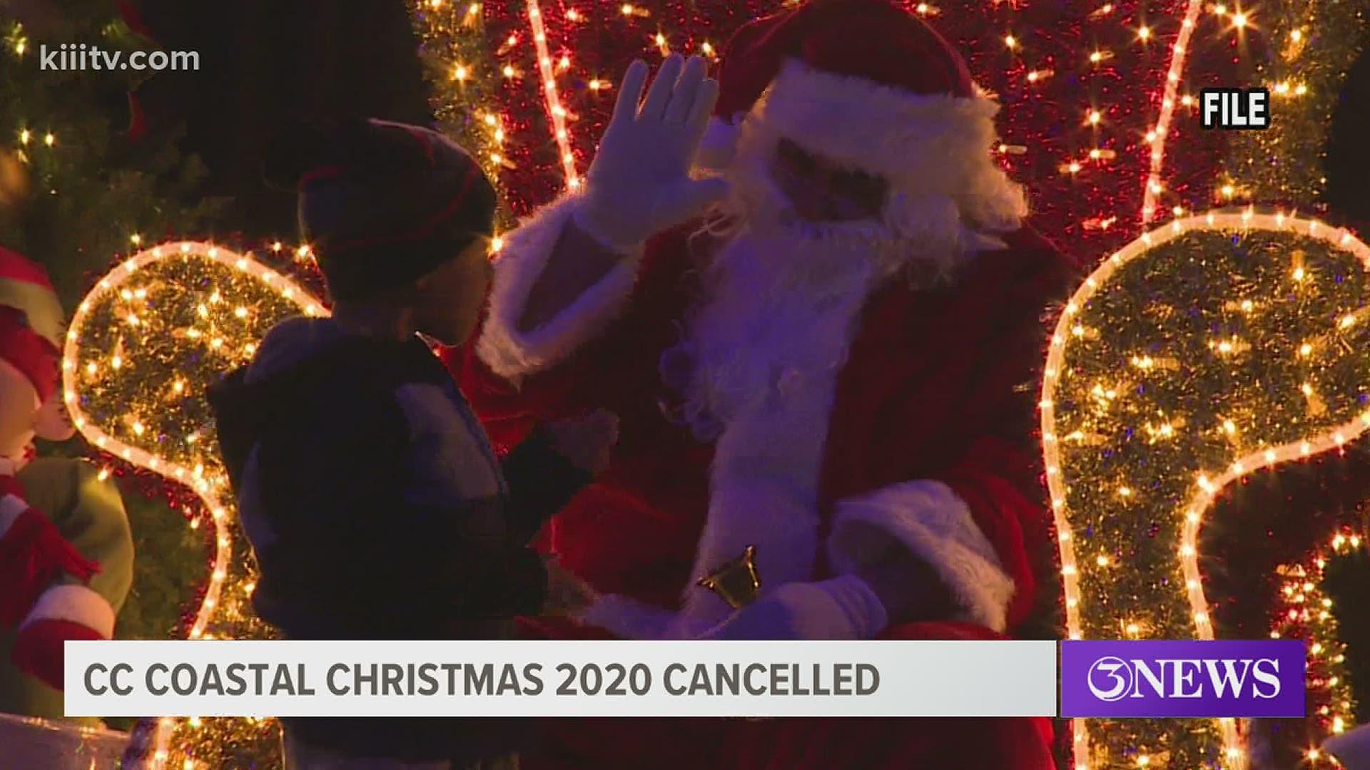 Coastal Christmas in Corpus Christi canceled | wzzm13.com