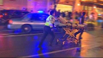 9-year-old boy improving after downtown Seattle shooting