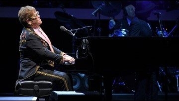 Elton John's farewell tour is coming back to Grand Rapids