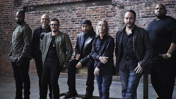 Dave Matthews Band bringing 2020 tour to Grand Rapids