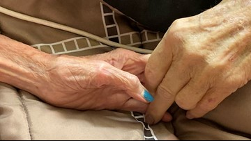 A true love story | Couple together for 65 years died on the same day