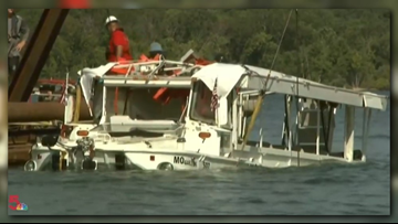 Grand jury indicts captain of Missouri tourist boat that sank and killed 17 people