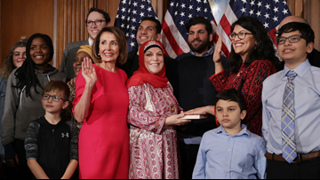 Report: Rep. Rashida Tlaib uses own Quran, not Jefferson's, for oath