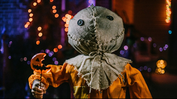31 Days of Horror   Arkansas photographer recreates iconic horror movies, scenes for Halloween