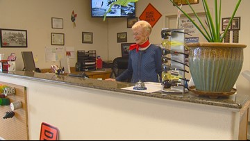 Twin Falls woman still on the job at 100