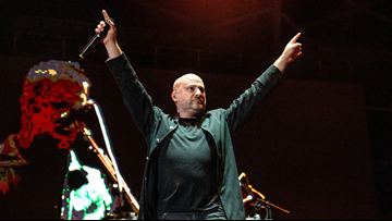 Disturbed, Staind named headliners for new GR rock  festival