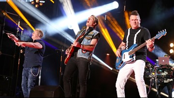 Rascal Flatts farewell tour will stop in Michigan this summer