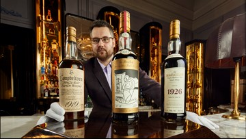 Coloradan's whiskey collection with over 3,900 bottles heads to auction