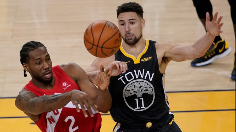 Leonard, Raptors move within victory of first championship