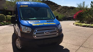 SuperShuttle is shutting down at the end of the year