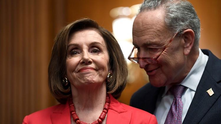 Democrats invite Trump to testify in impeachment inquiry