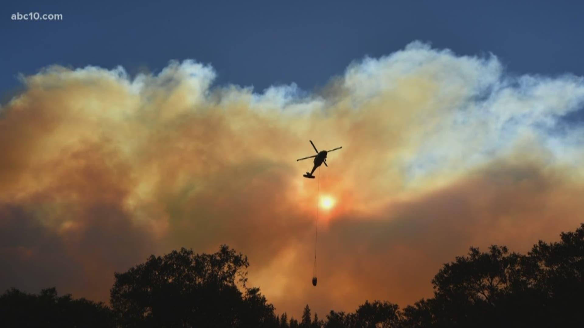 rain helps douse california fire but slows search crews wzzm13 com wzzm13 com