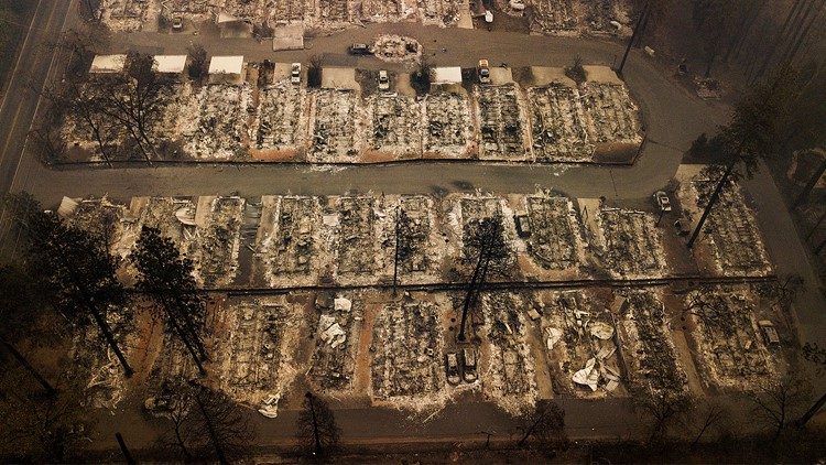 Camp Fire: List of missing down to 49, no report of new fatalities