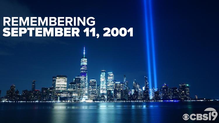 TIMELINE: Remembering September 11, 2001 — 20 years later