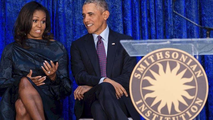 Obamas Make Top 100 List of Most Powerful Hollywood Figures