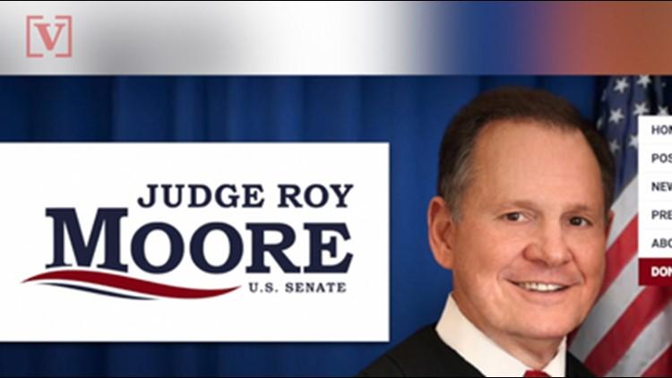 Roy Moore Announces Another Senate Run