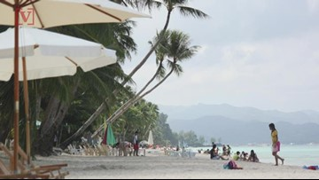 You Could Be Put In Jail if You Build a Sandcastle at Popular Tourist Beaches in Boracay