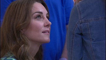 Kate Middleton Reveals She Felt 'Isolated' as a New Mother