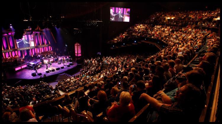 2 major venues to lift virus capacity limits in Nashville
