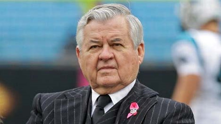 Panthers respond to alleged Jerry Richardson victim's expose