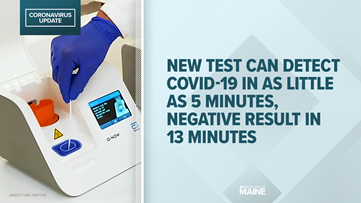 FDA fast-tracks COVID-19 testing device that can get results in as little as 5 minutes