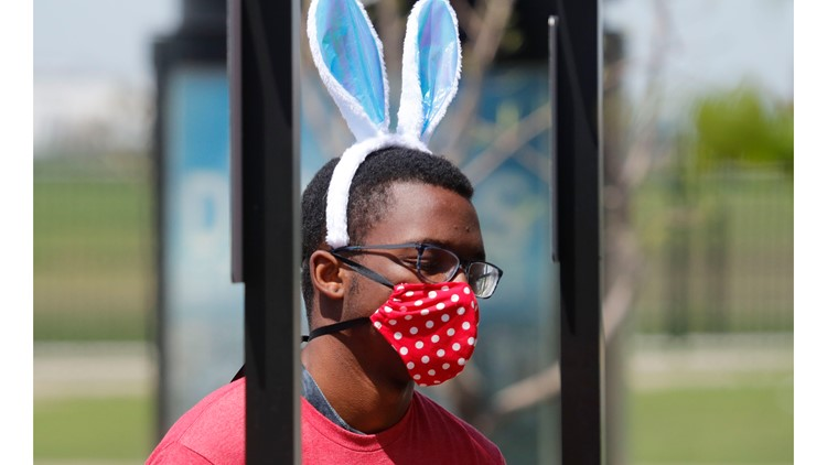 How to safely celebrate Easter with your family
